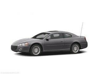 2005 Chrysler Sebring Limited Coupe FWD
