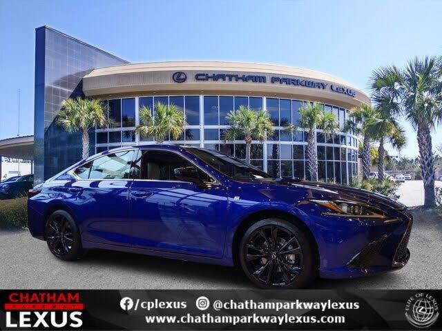 2021 Lexus ES 350 F Sport FWD