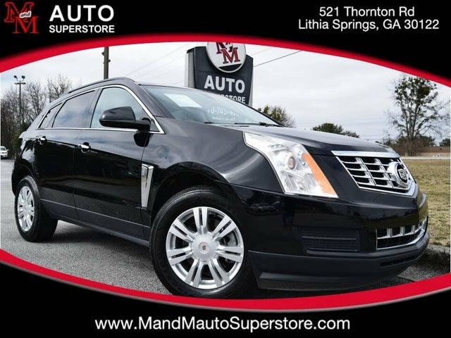 2013 Cadillac SRX FWD