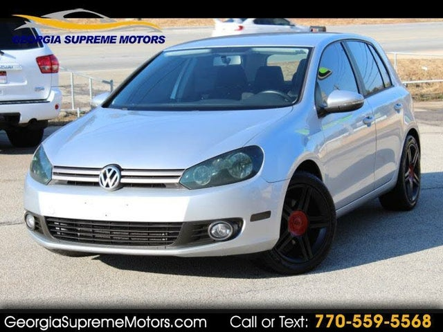 2013 Volkswagen Golf TDI with Tech Package