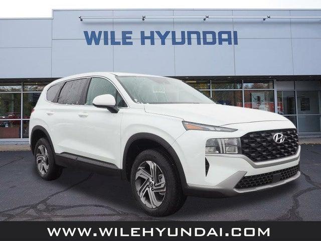2021 Hyundai Santa Fe SE AWD