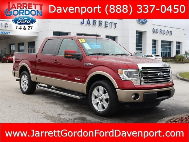 2013 Ford F-150 Lariat SuperCrew