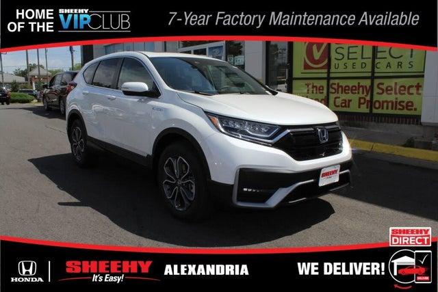 2020 Honda CR-V Hybrid EX AWD