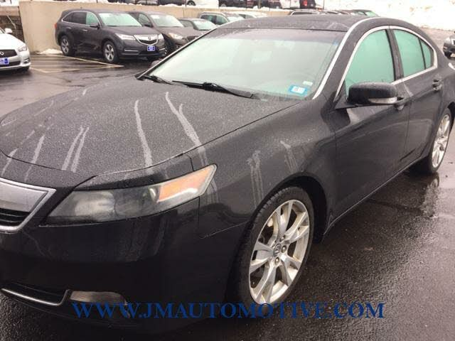 2012 Acura TL SH-AWD with Advance Package
