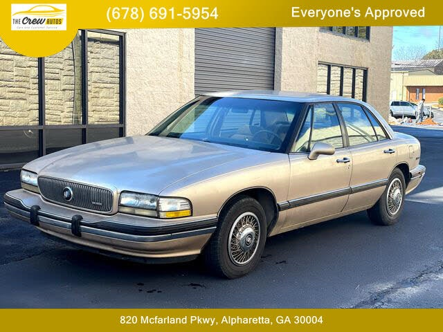 1992 Buick LeSabre Limited Sedan FWD