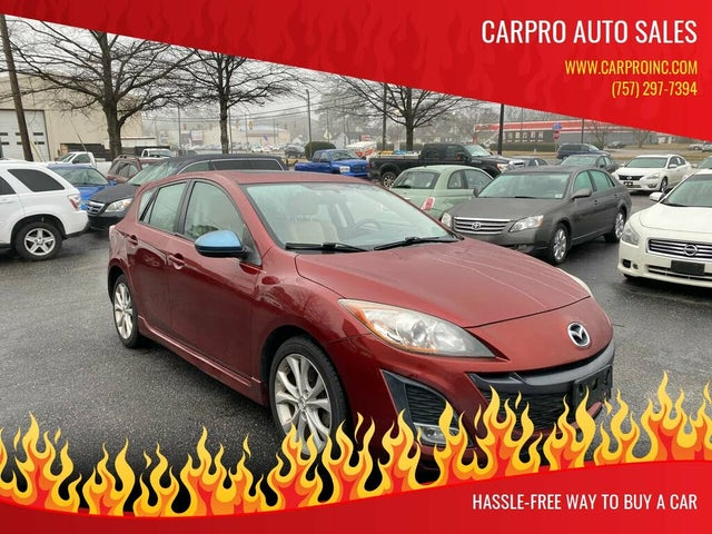 2010 Mazda MAZDA3 s Sport Hatchback
