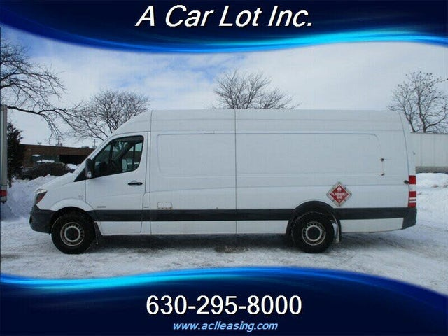 2014 Mercedes-Benz Sprinter Cargo 2500 170 WB Extended RWD