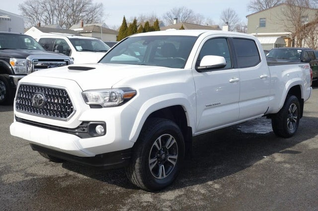 2019 Toyota Tacoma TRD Sport Double Cab LB 4WD