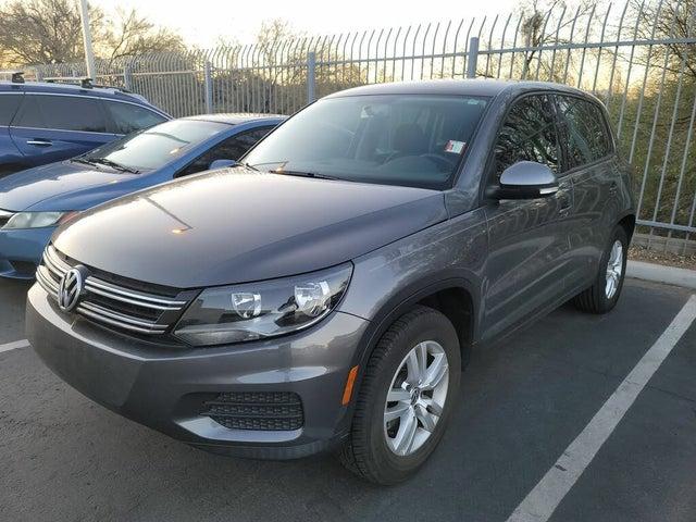 2012 Volkswagen Tiguan LE