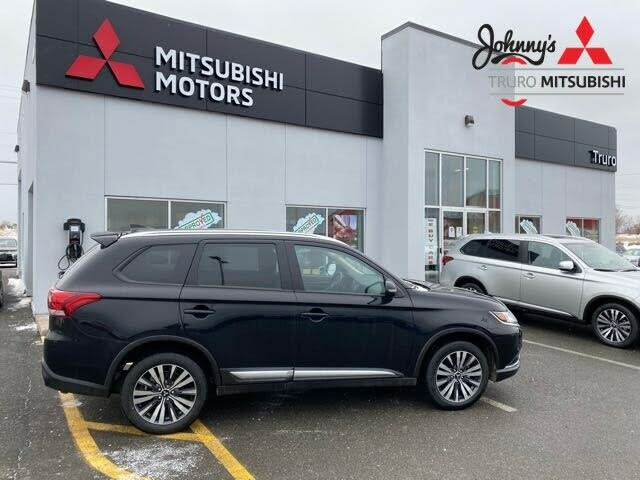 2020 Mitsubishi Outlander ES AWD