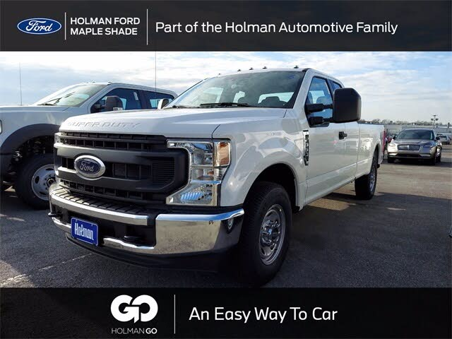 2021 Ford F-350 Super Duty XL SuperCab RWD