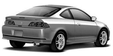 2006 Acura RSX FWD