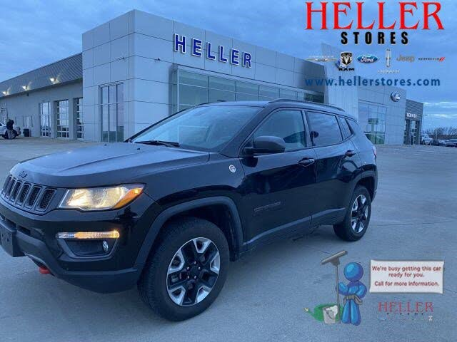 2017 Jeep Compass Trailhawk 4WD
