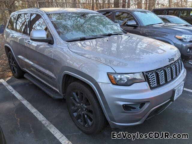 2019 Jeep Grand Cherokee Altitude RWD