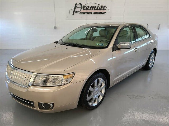 2008 Lincoln MKZ FWD
