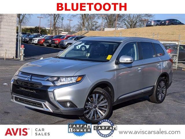 2020 Mitsubishi Outlander SEL AWD