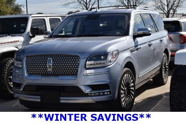 2019 Lincoln Navigator Black Label 4WD
