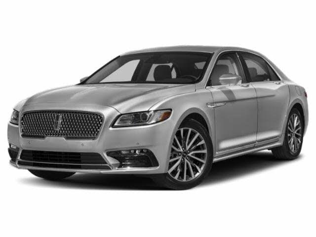 2019 Lincoln Continental Premiere FWD