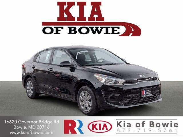 2021 Kia Rio S FWD