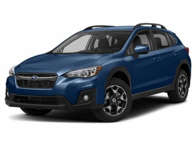 2018 Subaru Crosstrek Base