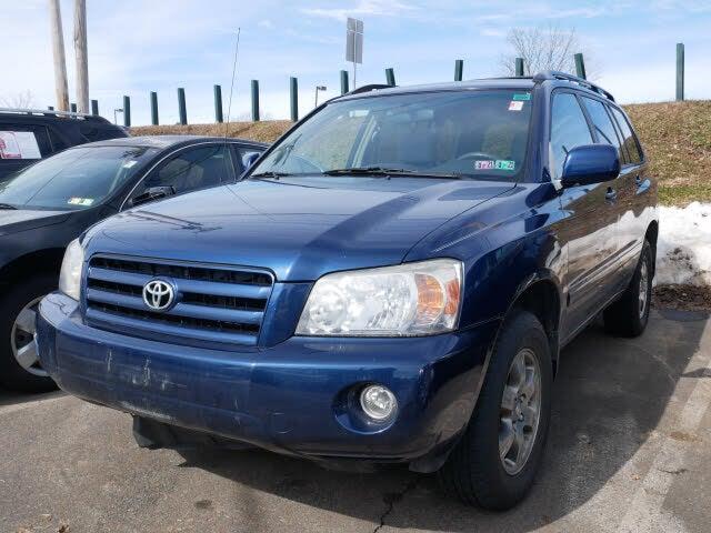 2006 Toyota Highlander Sport V6 AWD