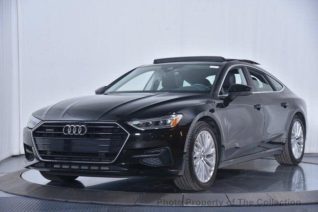 2020 Audi A7 3.0T quattro Premium AWD