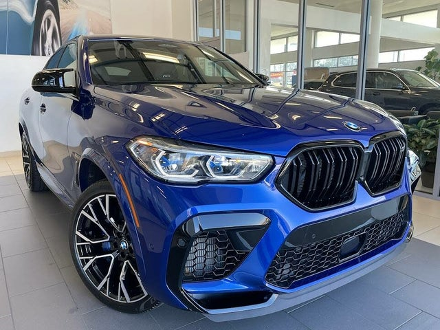 2020 BMW X6 M Competition Sports Activity Coupe AWD