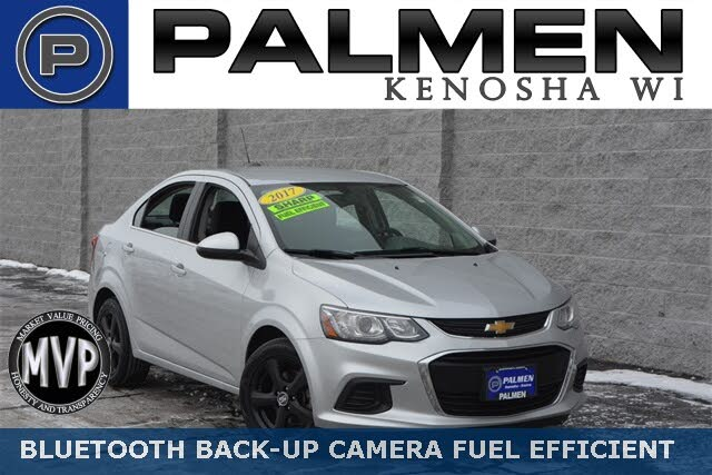 2017 Chevrolet Sonic LT Sedan FWD