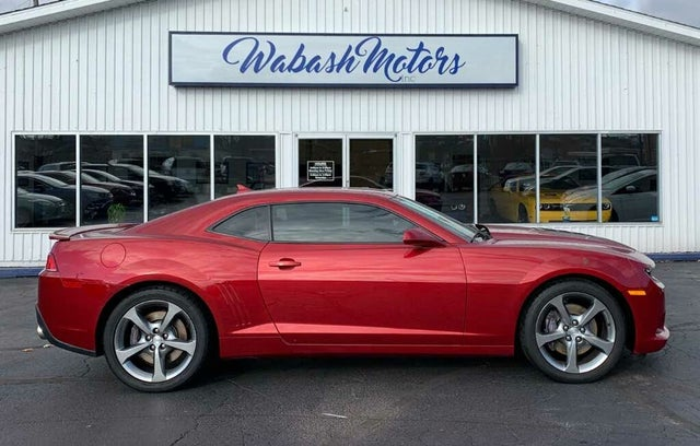 2014 Chevrolet Camaro 1SS Coupe RWD