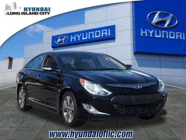 2014 Hyundai Sonata Hybrid Limited FWD