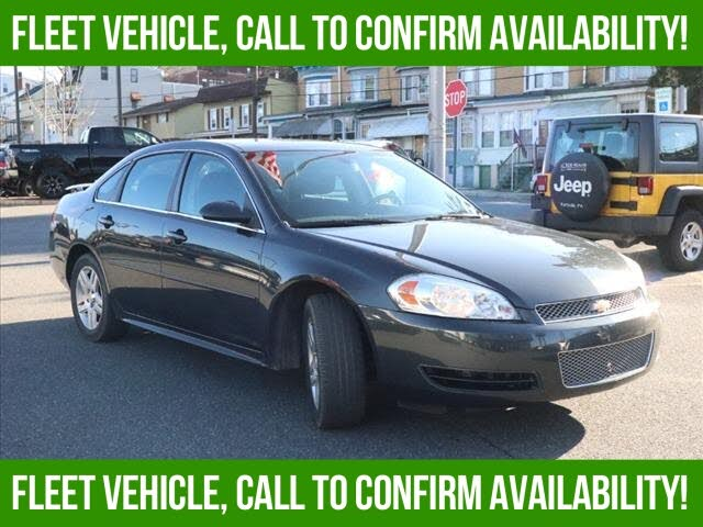 2014 Chevrolet Impala Limited LT FWD