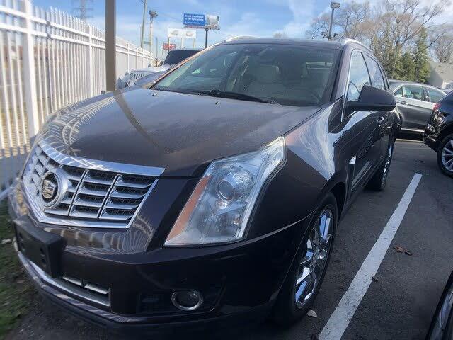 2015 Cadillac SRX Premium AWD
