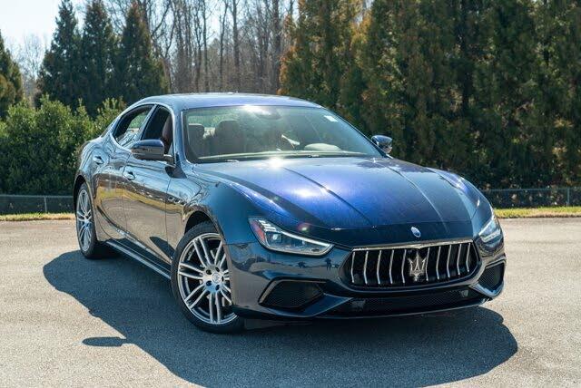 2019 Maserati Ghibli GranSport 3.0L RWD