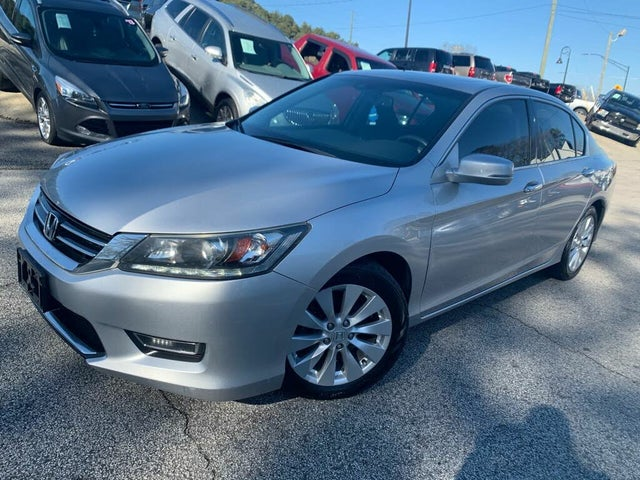 2013 Honda Accord EX-L V6 with Nav