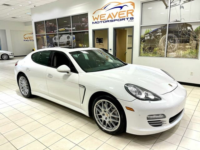 2010 Porsche Panamera 4S AWD