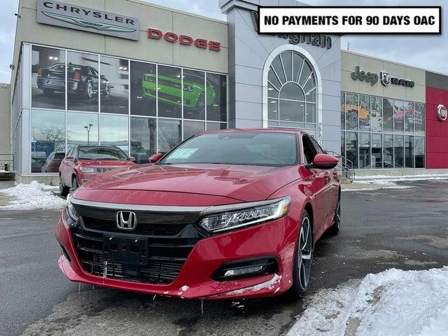2018 Honda Accord 1.5T Sport FWD