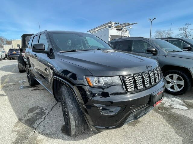 2018 Jeep Grand Cherokee Altitude 4WD