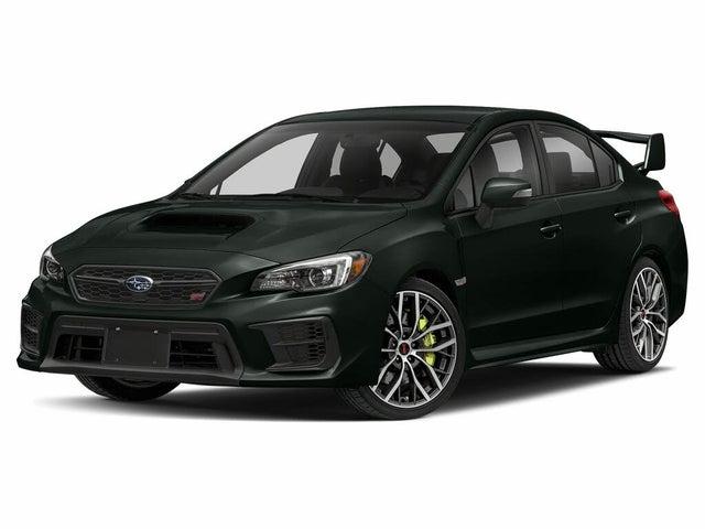 2021 Subaru WRX STI Limited AWD with Wing Spoiler