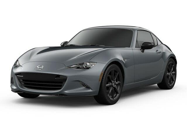 2021 Mazda MX-5 Miata RF Club RWD