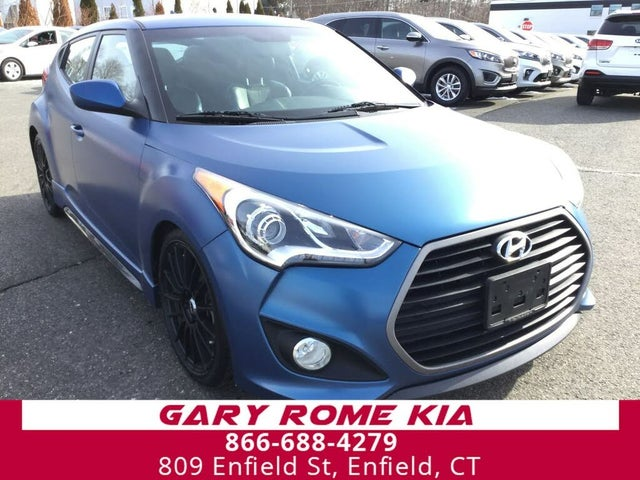 2016 Hyundai Veloster Turbo Rally Edition FWD