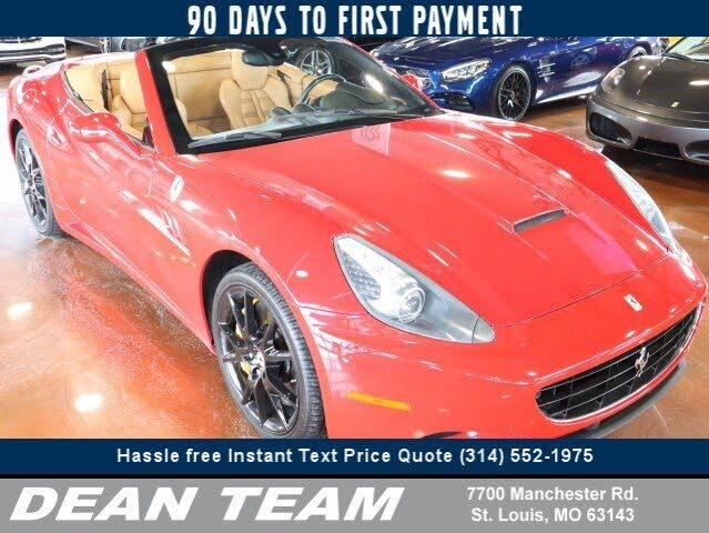 Used Ferrari California For Sale In Saint Louis Mo Cargurus