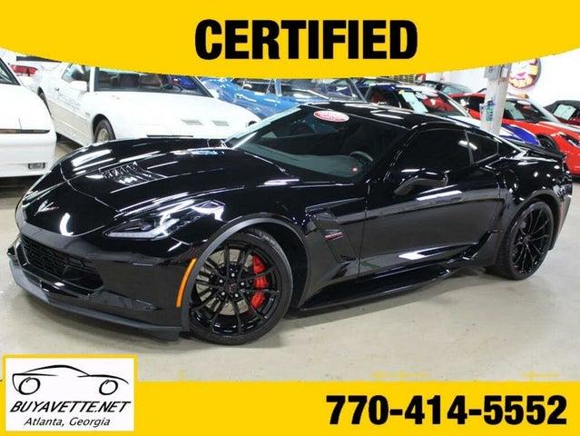 2019 Chevrolet Corvette Grand Sport 1LT Coupe RWD