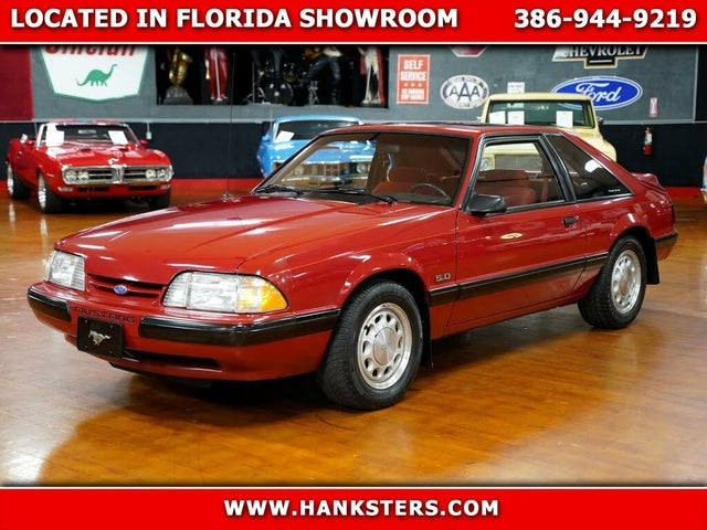 1988 Ford Mustang LX Hatchback RWD