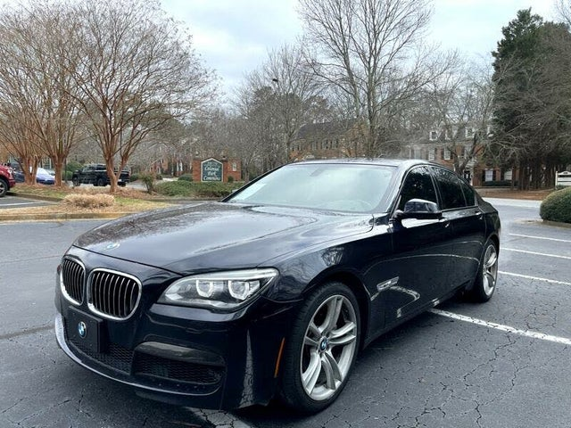 2013 BMW 7 Series 740i RWD