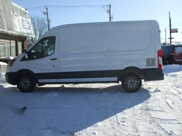 2015 Ford Transit Cargo 350 3dr LWB Medium Roof with Sliding Passenger Side Door