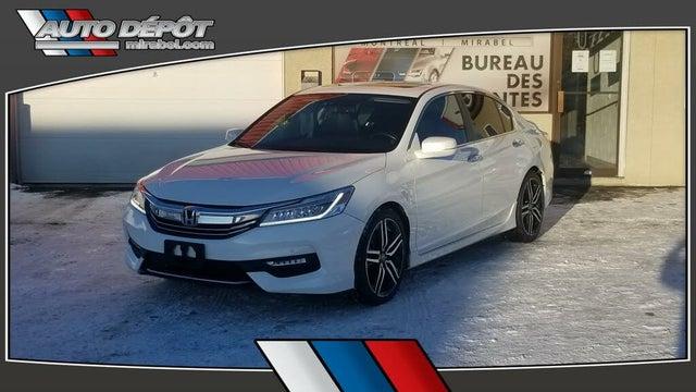 2017 Honda Accord Touring FWD