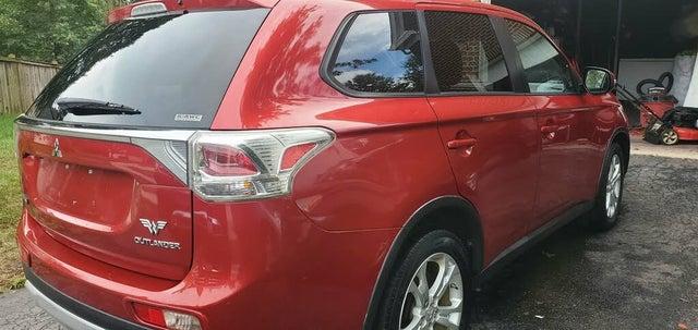 2015 Mitsubishi Outlander SE AWD