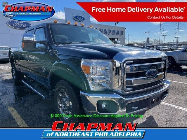 2016 Ford F-350 Super Duty XLT Crew Cab