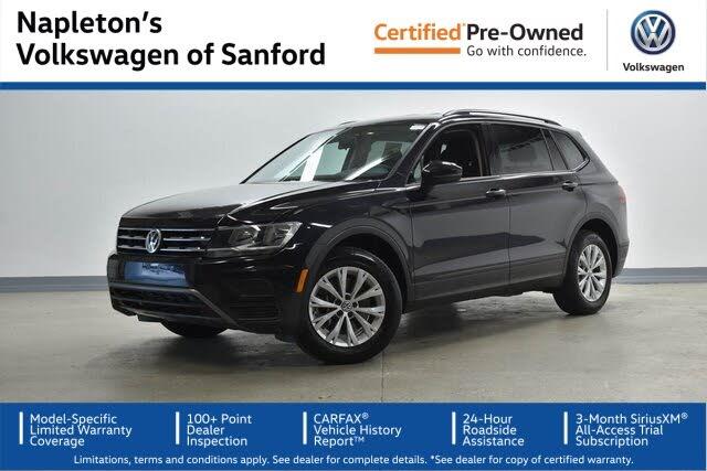 Used Volkswagen Tiguan For Sale In Orlando Fl Cargurus
