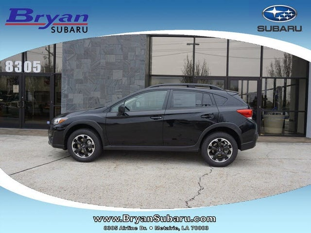 2021 Subaru Crosstrek Base AWD